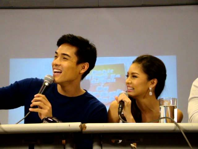 Bakit Hindi Ka Crush Ng Crush Mo BlogCon: Kian, Xian and Kim talks about the movie Travel Video