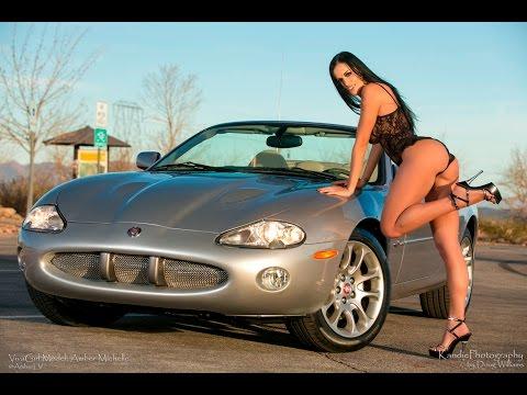 2000 Jaguar XK8 XKR Supercharged Convertible - Sexy Model ...