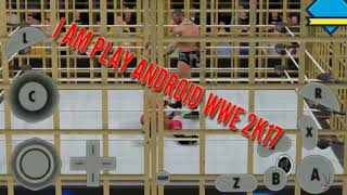 REALESE WWE 2K17 ANDROID APK + OBB 5.59GB GAME NO ROOT REQUIRED DHOLPIN EMUALTOR