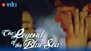 [Eng Sub] The Legend Of The Blue Sea - EP 19   Jun Ji Hyun & Lee Min Ho's Romantic Kiss