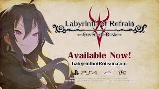 Labyrinth of Refrain Coven of Dusk Trailer Tokyo Game Show 2018 Sub Español