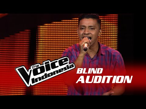 "Billy Wino ""Mengejar Matahari"" I The Blind Audition I The Voice Indonesia 2016"