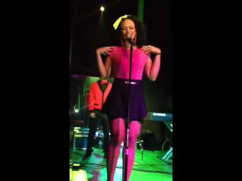 Elle Varner - I Don't Care & I Wanna Be Down (Brandy cover)