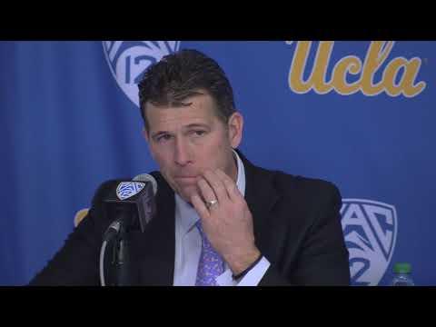 Steve Alford Post Game Press Conference - Stanford vs. UCLA