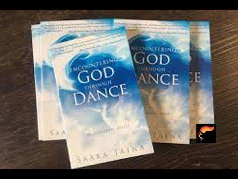 Fire Catchers Book Club - Encountering God Through Dance ft Saara Taina