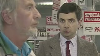 Shopping Trouble With Mr. Bean | Mr. Bean Official