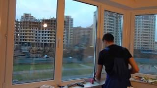 видео Мытье окон