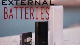 كيف تختار أفضل شاحن متنقل | بطارية خارجية | بنك طاقة How To Choose The Best External Battery