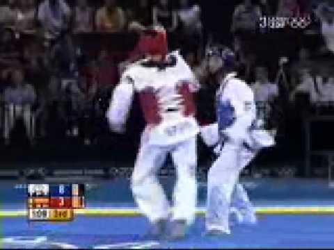 2004 Athens Taekwondo