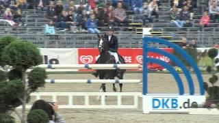 Bundeschampion 2014 - Sechsjährige Springponys: Magic Cornflakes von Miraculix - Nibelungenheld