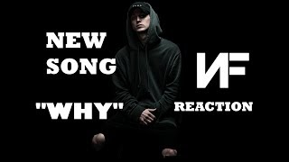 NF-WHY | NEW SONG REACTION HYPE + NEW TOUR INFO