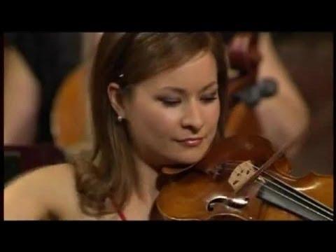 Arabella Steinbacher - Tchaikovsky Violin Concerto