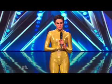America's Got Talent 2014 - Auditions -  Nina Burri