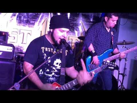A Sangre y Fuego - 43 - Memito's Rock Fest 2016
