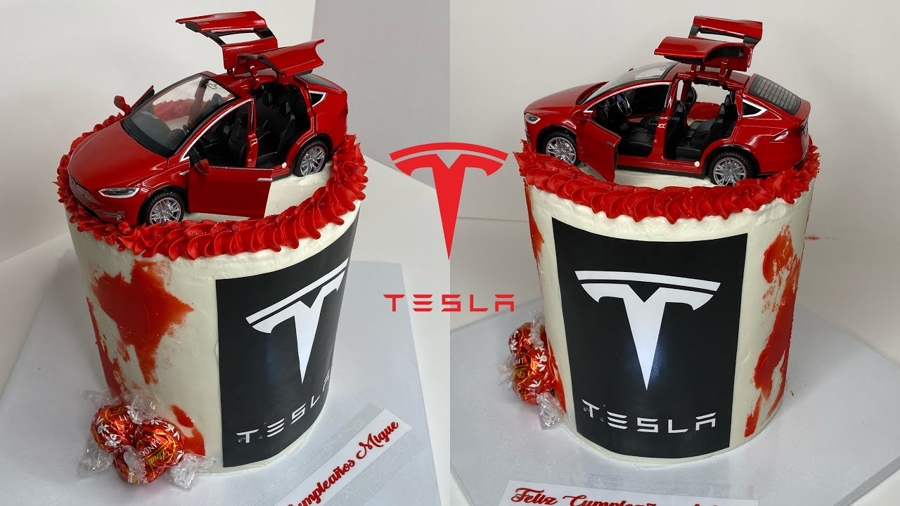 Easy & Simple Tesla Cake #tesla