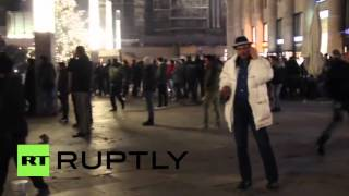 Germany: Footage shows NYE chaos in Cologne as assault allegations emerge thumbnail