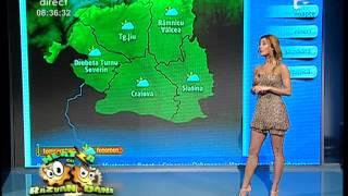 Vremea cu Flavia Mihăşan 23/01/2014