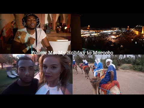 Follow Me: My Holiday to Morocco ft Medina Gardens | ♡ SophieBBeauty
