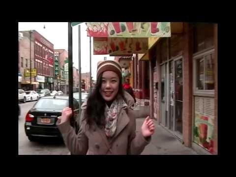 Chicago Chinatown Tour- Victoria Ng  伍佩俐