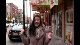 Chicago Chinatown Tour- Victoria Ng  伍佩俐