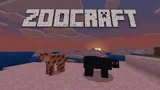 zooCraft - MCBE Addon Trailer!