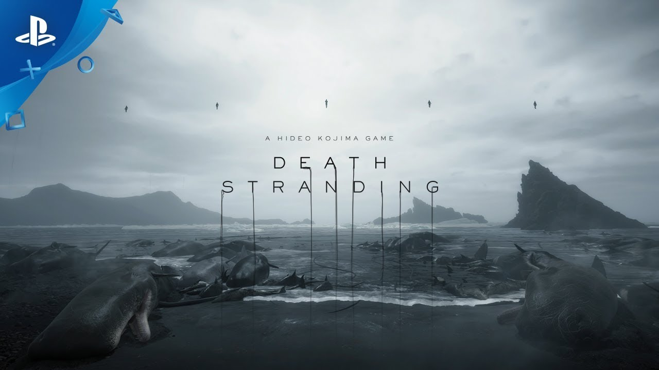 Death Stranding - Beach Short Trailer | PS4