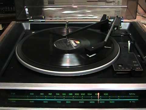 High Fidelity 78 RPM Vinyl Record
