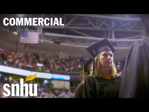 Stand Up: Set Your Own Course At SNHU (:30)
