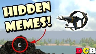 HIDDEN SECRETS on NEW MAP! - Dream Car Builder Gameplay Ep34