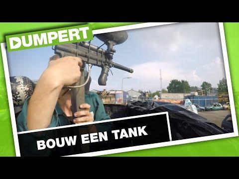 BOUW EEN TANK | DUMPERT SCHROOTHOOP (FINALE) MET MASTERMILO