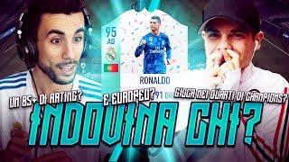 INDOVINA CHI con i FUT BIRTHDAY! w/ ENRY LAZZA | FIFA 18 [ITA]