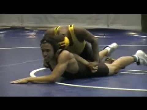 Oxon Hill High School Wrestling vs. Roosevelt Bail...