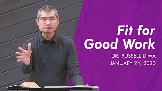 Fit for Good Work | BCC Sunday Service | January 24, 2021