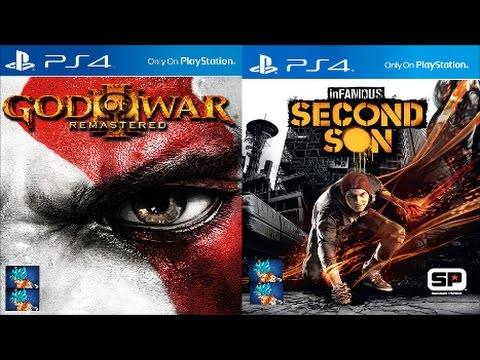 God of War 3 Remastered and Infamous Second Son – First Impressions