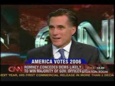 Mitt Romney on Arkansas Governor's Race
