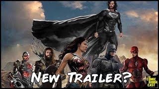 New Justice League Trailer This Week Rumors & Thoughts