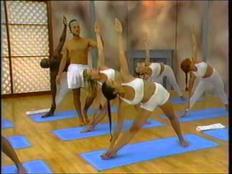Baron Baptiste's Hot Yoga Level 2