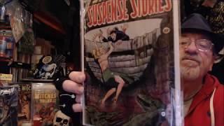 1950's Horror-Suspense Comics & Other Curiosities