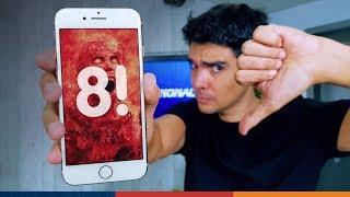 Lo Peor del iPhone 8