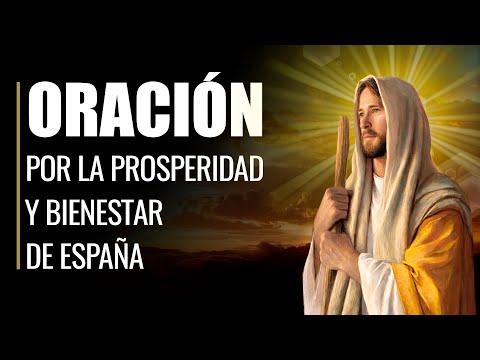 🙏 Oración Poderosa por la PROSPERIDAD de España ☮