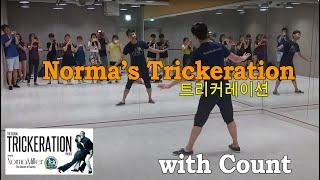 Norma Miller's Trickeration w/ Count (Nalla Kim)