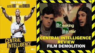 Central Intelligence Review (Film Demolition)