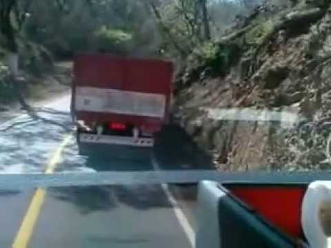 Scania R340 CDS Fast driver