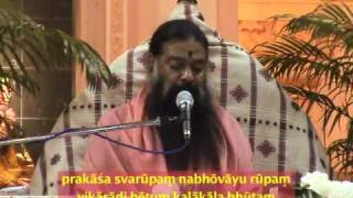 Ajam Nirvikalpam slokam Sri Ganapathy Sachchidananda Swamiji