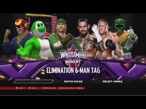 Super Smash Brothers vs Team UFC {King of Trios Day 15}
