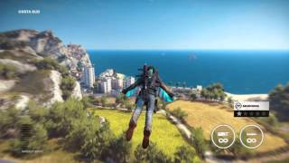 Just Cause 3 Free roam Gameplay - No Commentary