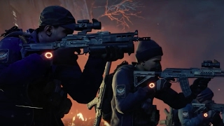 Tom Clancy's The Division Official Last Stand Teaser Trailer