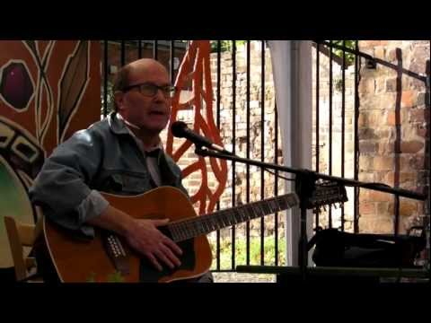 Paul Jeffrey - Leadbelly (skit) (live at the Worcester Arts Workshop - 14th October 12)