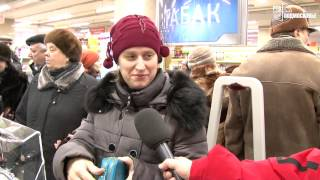 Открытие магазина Оазис(, 2015-02-13T15:45:13.000Z)