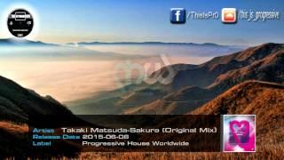 Takaki Matsuda-Sakura (Original Mix)[PHW]